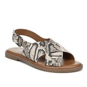 NIB Franco Sarto Kayleigh Slingback Sandal